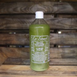 Real Liquid soap of Marseille