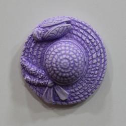 Magnet en plâtre Chapeau