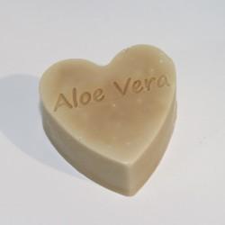 Savon Coeur Aloe Vera de...
