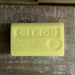 Savon citron à l'huile...