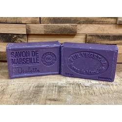 Savon violette au beurre de...
