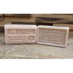 savon Musc au beurre de...