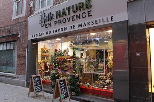 Façade Belle Nature en Provence